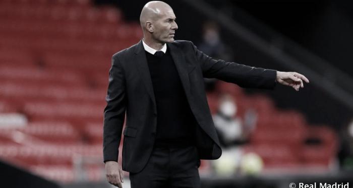 Zidane, gracias por todo