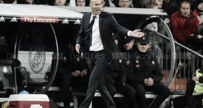 Zinedine Zidane. Imagen: Dani Mullor (VAVEL)