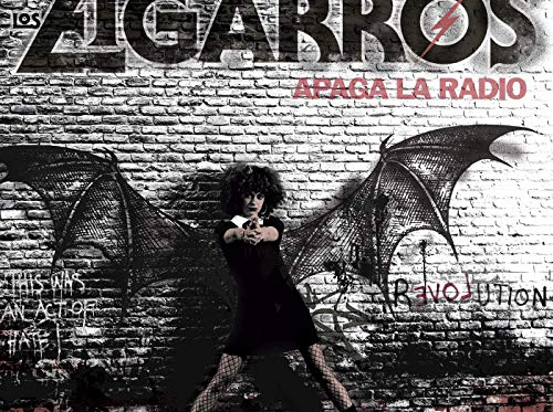 'Apaga la Radio', el nuevo disco de los Zigarros | Foto: Facebook oficial de Los Zigarros