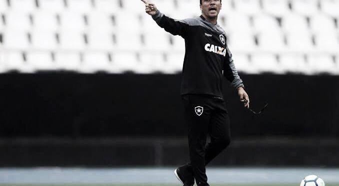 Foto: Vitor Silva   SSPress   Botafogo