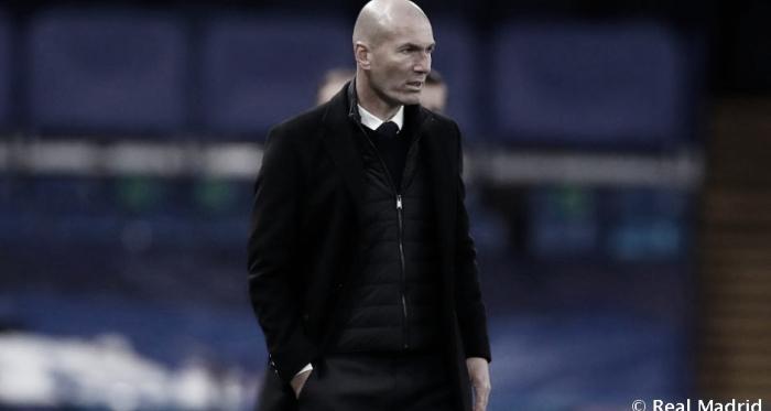 """Zidane: """"Estoy orgulloso de mis jugadores.Ahora hay que descansar y pensar en LaLiga"""""""