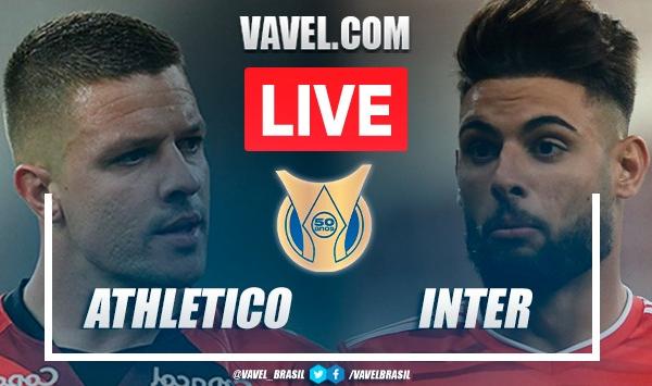 Gols e melhores momentos de Athletico-PR x Inter pelo Campeonato Brasileiro (2-1)