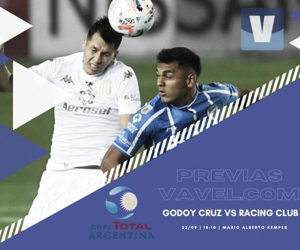 Godoy Cruz - Racing por Copa Argentina