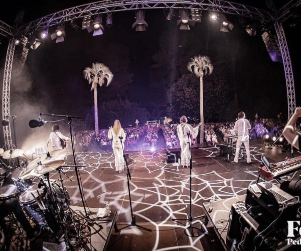 Se celebra el 9º Festival Jardins de Pedralbes