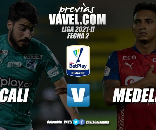 Previa Deportivo Cali vs Independiente Medellín: 'azucareros' y 'poderosos' miden fuerzas en Palmaseca