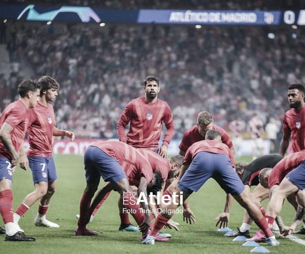 Previa Leipzig - Atlético de Madrid: la lucha por la Champions continúa