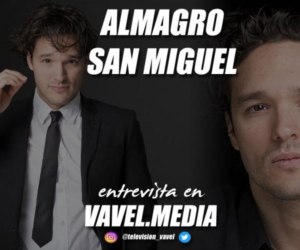 """Entrevista. Almagro San Miguel: """"Existe una cárcel metafórica en la que vemos a todos los personajes de Vis a Vis, son prisioneros de sí mismos"""""""