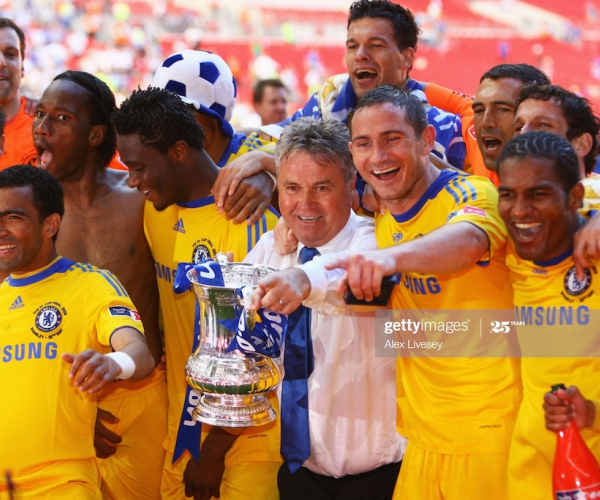 On This Day: Hiddink guides Chelsea to FA Cup glory