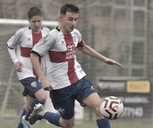 La SD Huesca anuncia la llegada de Roberto Martín al Cadete B del Real Madrid