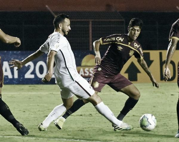 Fluminense x Sport AO VIVO: onde assistir ao jogo em tempo real pelo Campeonato Brasileiro