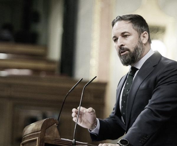 Vox presentará una moción de censura contra el Gobierno en septiembre
