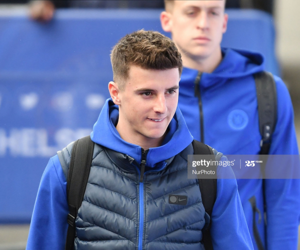 Mason Mount: The talented midfielder tipped by Lionel Messi to achieve great things.