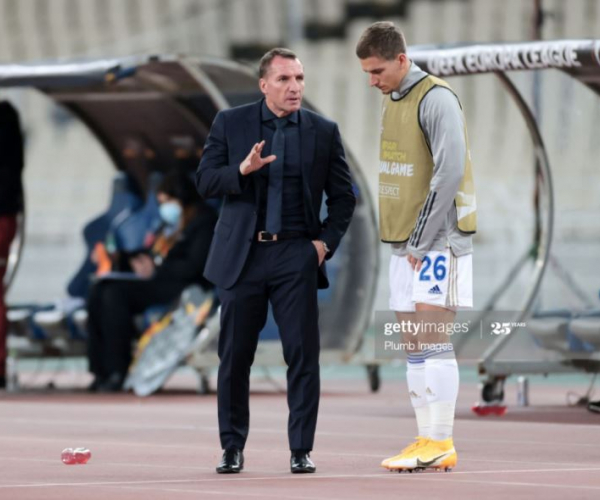 The five key quotes from Brendan Rodgers as Leicester City beat AEK Athens