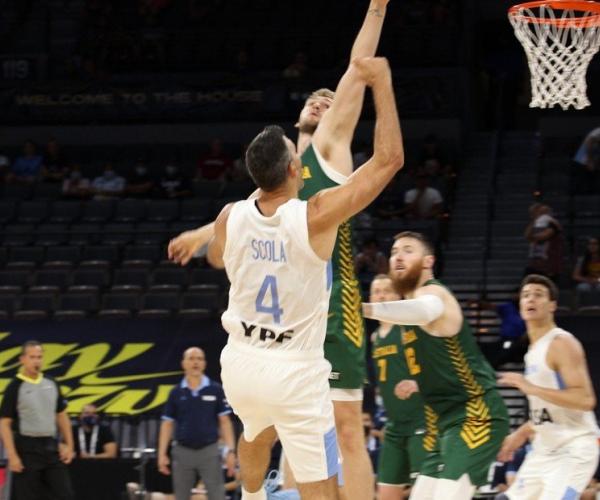 Australia vs Argentina EN VIVO: ¿cómo ver transmisión TV online en Baloncesto Varonil Juegos Olímpicos 2020?