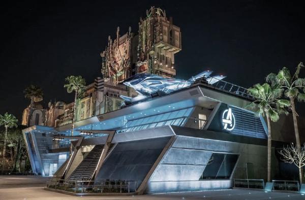 Disney abrirá un nuevo parque inspirado en la franquicia Marvel