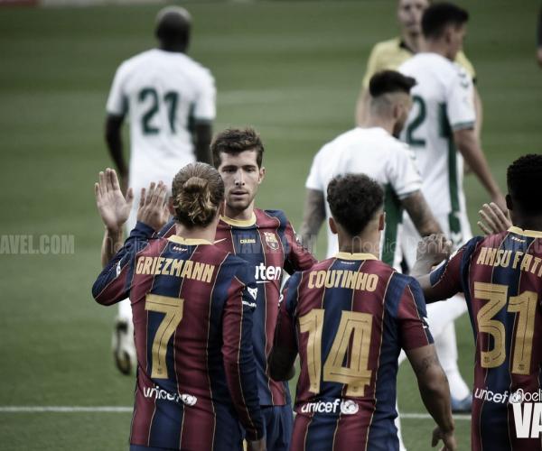 Celta de Vigo vs Barcelona en vivo y en directo en Liga Santander 2020