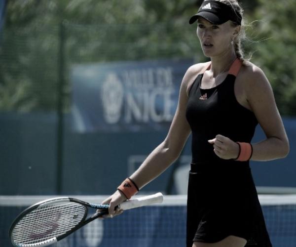 Sin visa, Kristina Mladenovic puede perderse el US Open