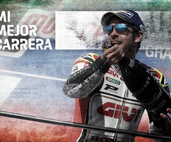 """Cal Crutchlow, """"Mi primer podio en MotoGP fue increíble"""""""