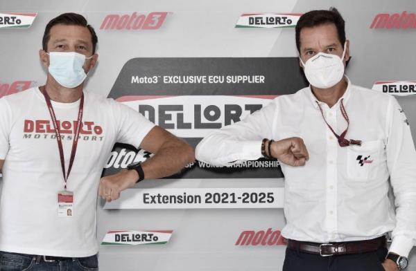 Dell'Orto Spa seguirá como proveedor único de Moto3 hasta 2025