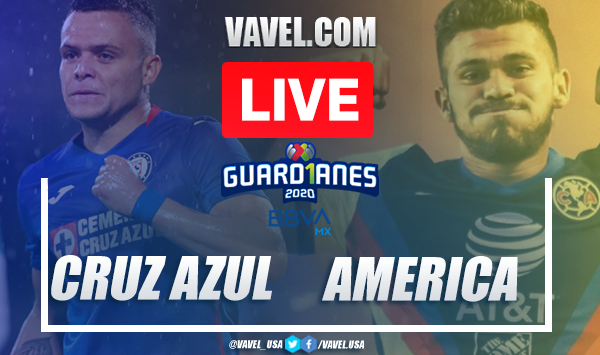 Highlights of the Cruz Azul 0-0 América, 2020 Liga MX