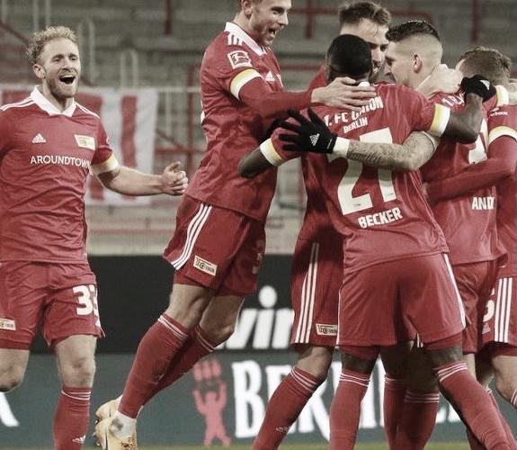 Victoria agónica de Union Berlín sobre el Bayer Leverkusen