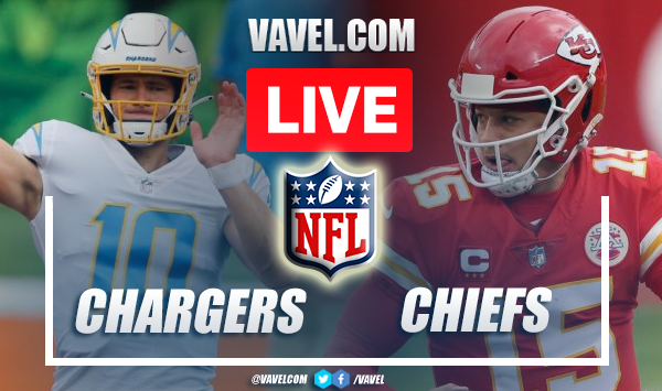 Highlights and Touchdowns: Chargers 30-24 Chiefs in NFL Season