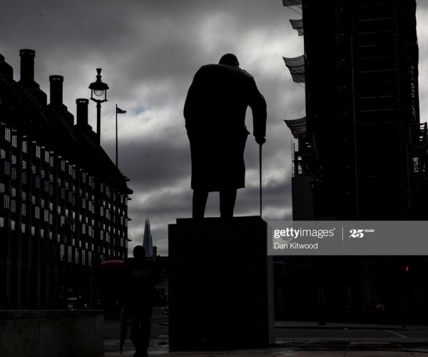 Winston Churchill statue should stand