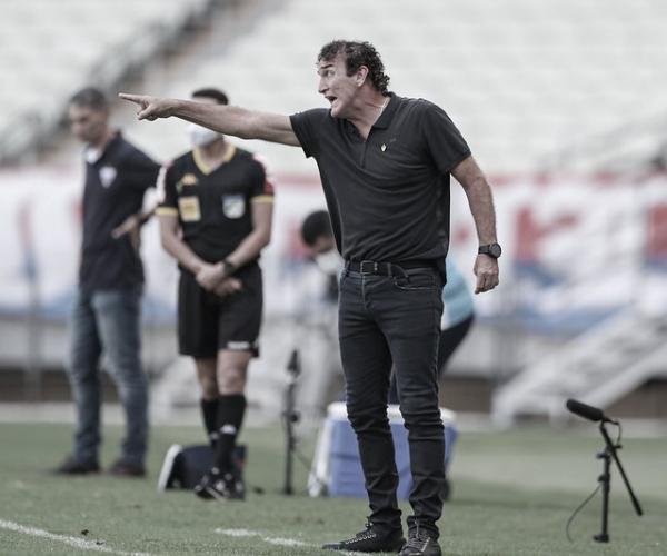 Cuca prega humildade no Atlético-MG após classificação para as semifinais da Copa do Brasil