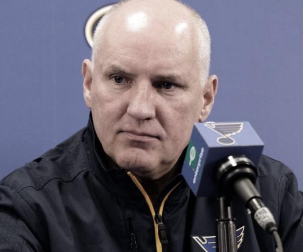 Armstrong acuerda extensión de contrato con los Blues