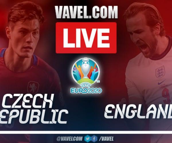 Czech Republic vs England: Live Stream, Score Updates and How to Watch UEFA Euro Match
