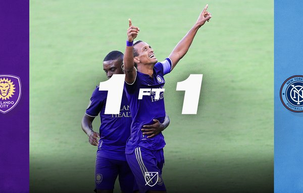 Orlando and NYCFC Split the Points