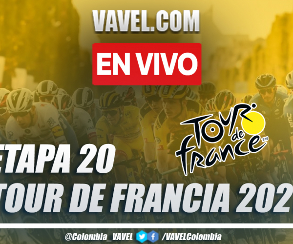 Resumen etapa 20 Tour de Francia 2021: Libourne - Saint-Émilion (CRI)