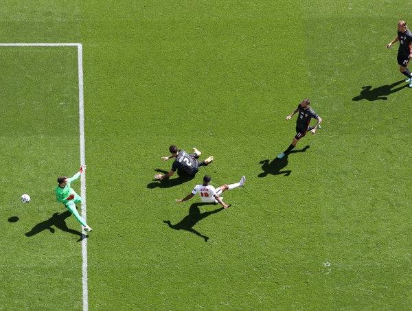 Euro 2020, Sterling fa impazzire Wembley: l'Inghilterra batte la Croazia per 1-0