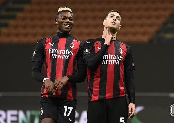 Europa League - Milan in scioltezza: contro lo Sparta Praga finisce 3-0