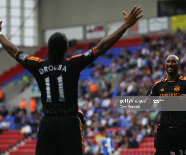 Scolari: Drogba and Anelka cost me an opportunity of a lifetime