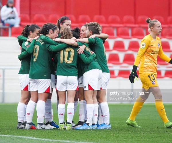 Athletic Club Bilbao will feel the losses of Maite Oroz and Damaris Egurrola