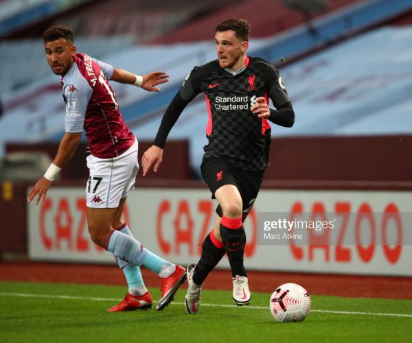 Liverpool vs Aston Villa LIVE Score and Stream (1-1): Second half underway!