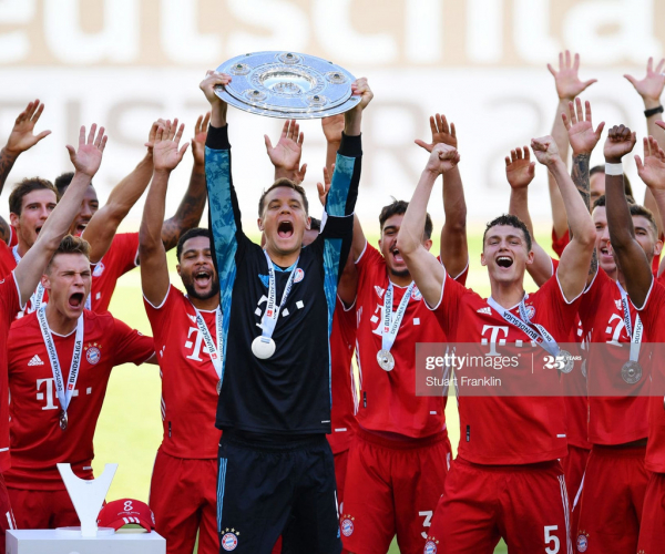 Bundesliga 2019/20: Who was hot, and who was not