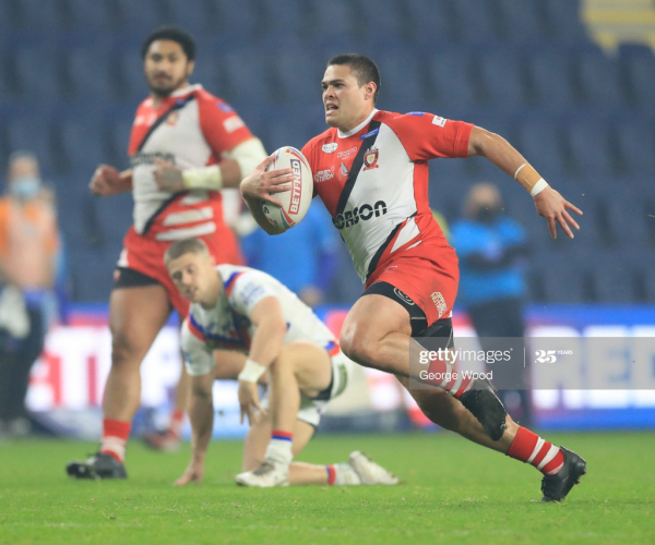 Wakefield Trinity 20 - 28 Salford Red Devils: Red Devils Down Trinity To Finish 2020 With A Win