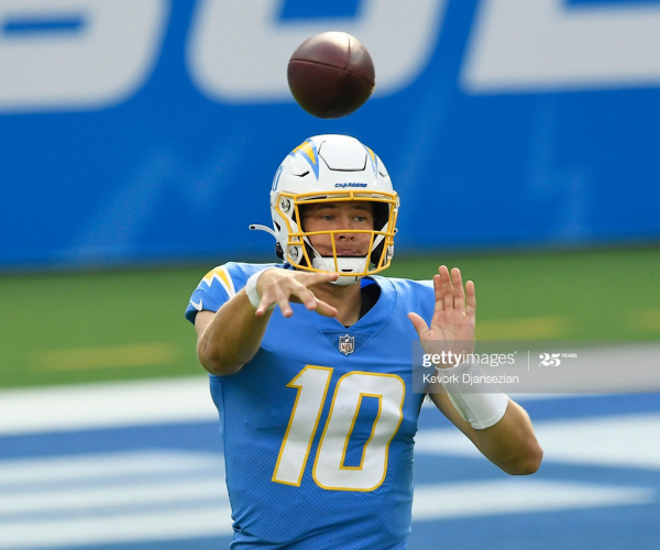 New York Jets fall to 0-10 after loss to Los Angeles Chargers