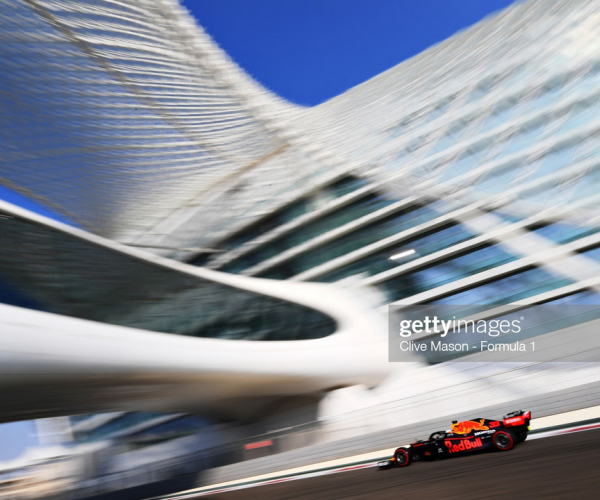 Verstappen fastest in final practice session of 2020