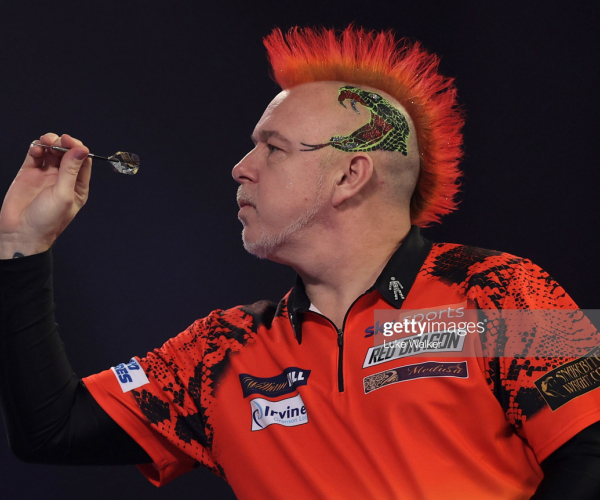 Darts: Peter Wright looks to go one step further in Premier League