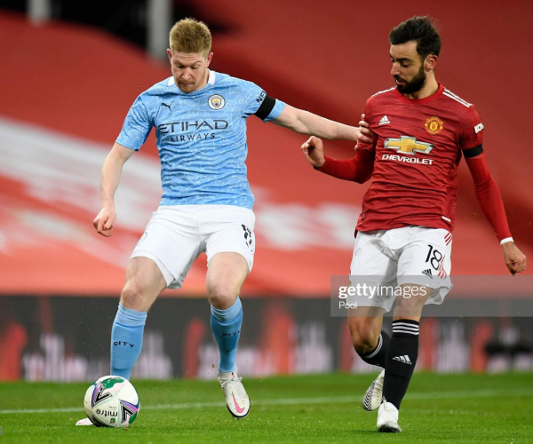 Which Man City player would United fans wish to have in their side and vice versa?