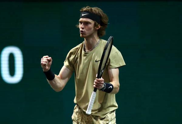 ATP Rotterdam semifinal preview: Andrey Rublev vs Stefanos Tsitsipas
