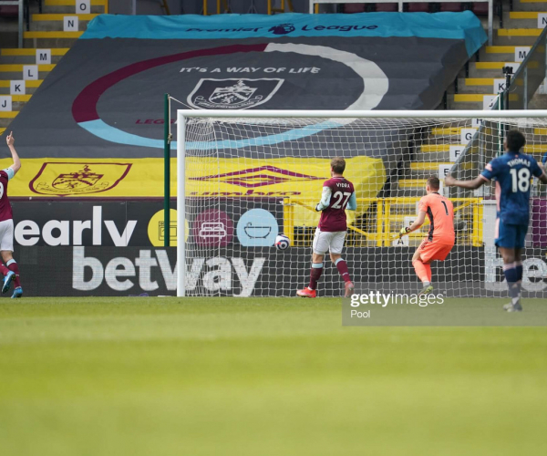Burnley 1-1 Arsenal: Xhaka mistake holds Arsenal to draw at Turf Moor