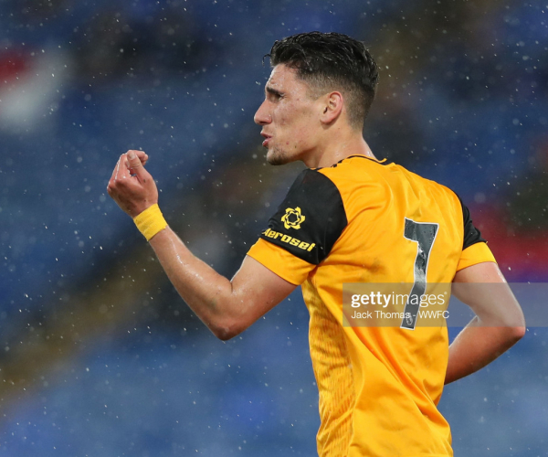 Theo Corbeanu switches Wolves for Wednesday in an exciting loan opportunity