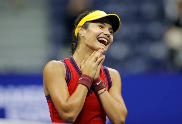 US Open: Emma Raducanu breezes past Maria Sakkari, into final