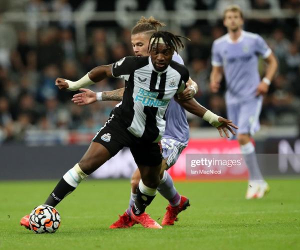 Newcastle United 1-1 Leeds United: Saint-Maximin stars in entertaining draw
