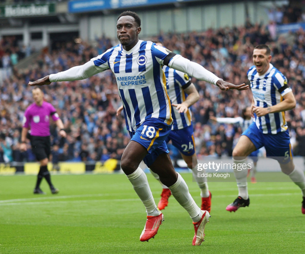 Brighton 2-1 Leicester: Brighton continue to defy expectations in emphatic victory