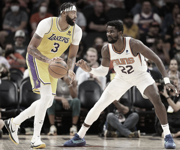 Highlights: Los Angeles Lakers 105-115 Phoenix Suns in NBA